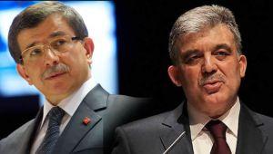 Abdullah Gül ve Ahmet Davutoğlu'ndan kayyum açıklaması