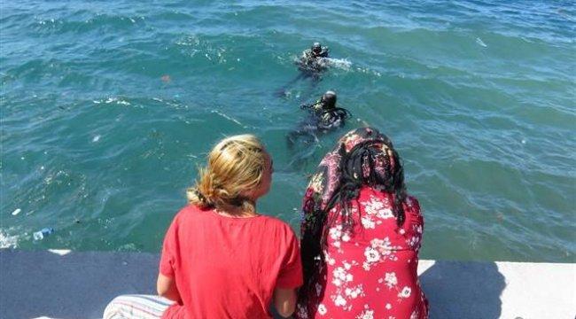 Denizde kaybolan çocuğun cesedi bulundu