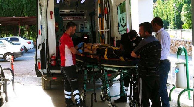 Çıkan kavgada 5 kişi bıçakla yaralandı