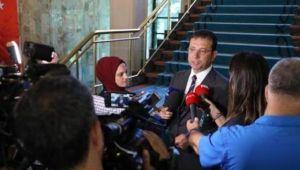 İmamoğlu'ndan atama eleştirilerine yanıt: Siyasi unsurlara takılmadık