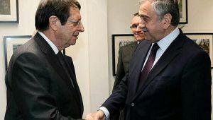 Kıbrıslı liderler bir araya geliyor
