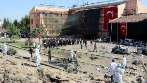 PKK'nın hain saldırısına, Millet Bahçesi'yle yanıt