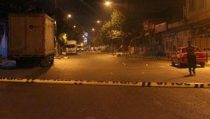 Ümraniye'de silahlı çatışma