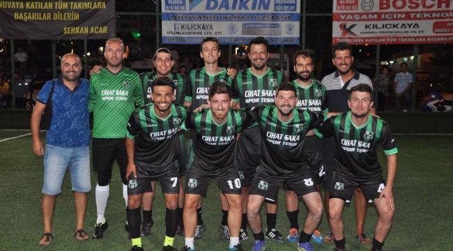 Aliağa '9 Eylül Kupası'nda yarı finalistler belli oldu