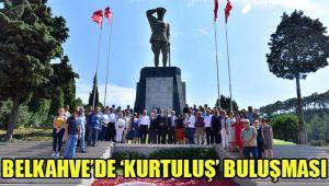 BELKAHVE'DE 'KURTULUŞ' BULUŞMASI