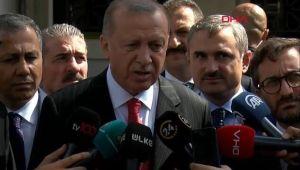 Erdoğan'dan Diyarbakır'daki alçak saldırıyla ilgili önemli açıklamalar