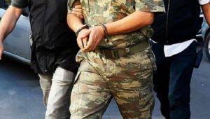 FETÖ/PDY operasyonunda 1 asker gözaltına alındı