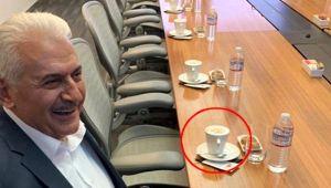 Google'dan Binali Yıldırım'a Galatasaray sürprizi