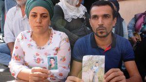 HDP önünde eylem yapan aile sayısı 17'ye yükseldi