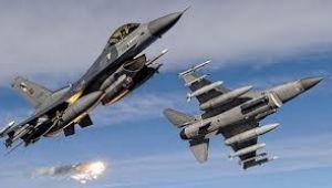 Irak kuzeyinde 5 terörist etkisiz hale getirildi.