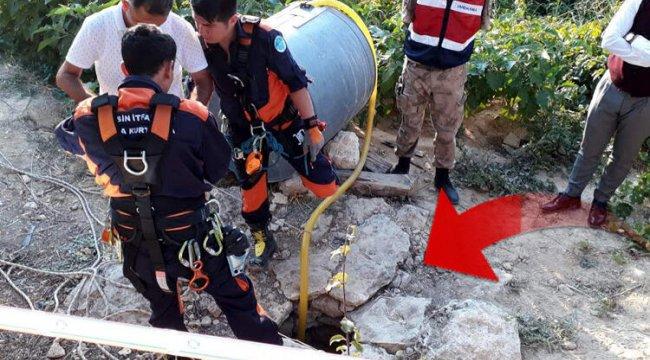 Mersin'de acı olay! Cansız bedeni buradan çıkarıldı