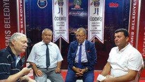 ÖDEMİŞ'İN ÜRÜNLERİ İSTANBUL'DA TÜKETİCİ İLE BULUŞACAK