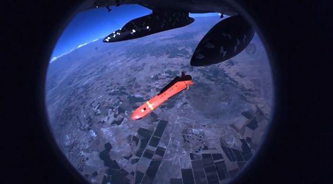 Seyir füzesi SOM-B2'nin atış testi başarıyla gerçekleştirildi