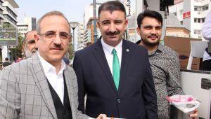 AK PARTİ'DEN 'BARIŞ PINARI' LOKMASI