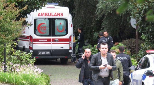 AKP'li eski vekilin oğlu lüks sitede vuruldu!