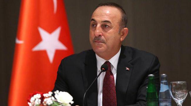 Bakan Çavuşoğlu'ndan Fırat'ın doğusuna harekat açıklaması