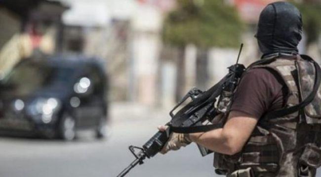Barış Pınarı Harekatı'nı protesto etmeye çalışan PKK'lı grup göz altına alındı