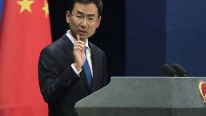 Çin'den Türkiye'ye: Operasyonu durdurun ve doğru yola geri dönün