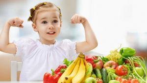 Çocuklarda vitamin eksikliğine dikkat!