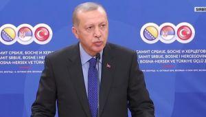 Cumhurbaşkanı: Bosna'nın durumunu önemli