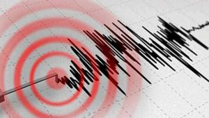 Ege'de deprem panik yarattı!