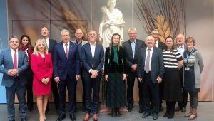 Ege Üniversitesi ve Wageningen Üniversitesi arasında iş birliği