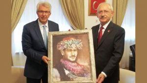 ERİŞ'TEN CHP LİDERİ KILIÇDAROĞLU'NA ZİYARET