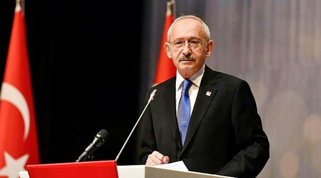 Kılıçdaroğlu'dan Barış Pınarı Harekatı için ilk açıklama