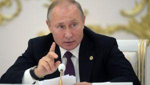 Putin: Harekat sırasında İŞİD üyeleri cezaevlerinden kaçabilir