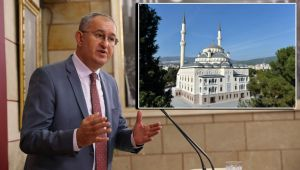 CHP'li Sertel: Cumhurbaşkanı'nı yine mi kandırdılar? İzmir'de açacağı camide FETÖ izleri