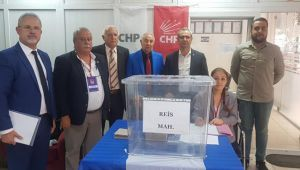 CHP SANDIK BAŞINDA
