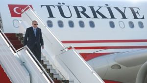 Cumhurbaşkanı Erdoğan'dan Katar dönüşünde uçakta önemli açıklamalarda bulundu