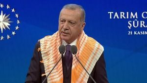 Cumhurbaşkanı Erdoğan: Gıda güvenliği milli güvenlik meselesi