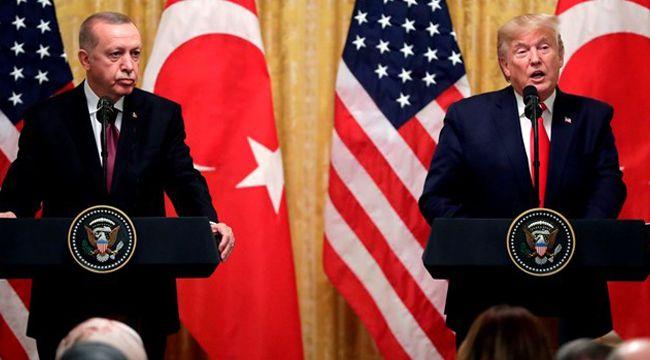 Cumhurbaşkanı Erdoğan: Mektupları Trump'a takdim ettim