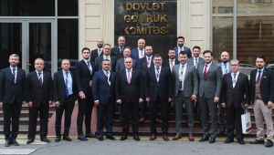 MÜSİAD İZMİR'DEN AZERBAYCAN'A TİCARET ATAĞI