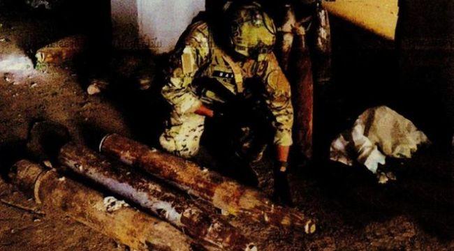 SAS'lar Barış Pınarı harekat alanında