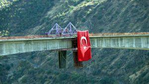 En yüksek köprüde sona gelindi