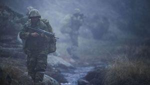 5 PKK'lı terörist teslim oldu