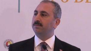 Adalet Bakanı Gül'den Ceren Özdemir açıklaması