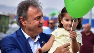 BORNOVA'DA 'OKUYAN BİR GELECEK' PROJESİ