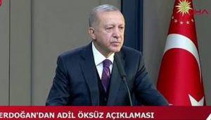 Cumhurbaşkanı Erdoğan'dan flaş Adil Öksüz açıklaması