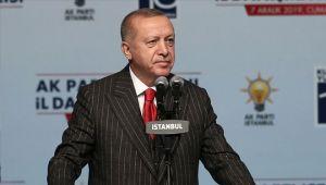 Cumhurbaşkanı Erdoğan: Kibir abidelerinin bu davada yeri olmaz