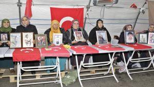 HDP önündeki eylemde 101'inci gün
