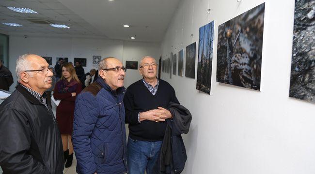 'KARA, KURU, ACI' SERGİSİ KARABAĞLAR'DA
