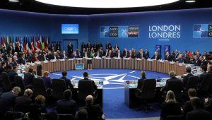 Londra'da NATO Liderler Zirvesi başladı