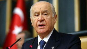 MHP lideri Devlet Bahçeli'den yeni parti açıklaması
