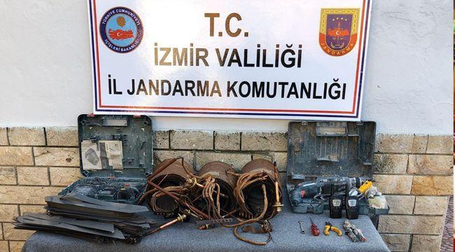 TRAFO HIRSIZLIĞINA 'DUR' DEDİ