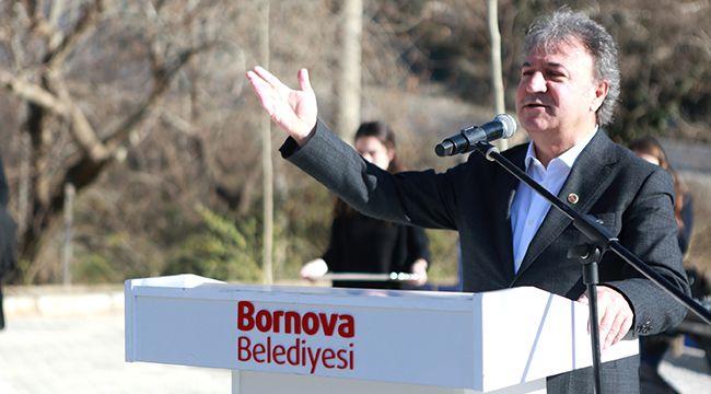 BORNOVA'DA İSTEKLER YERİNE GETİRİLİYOR