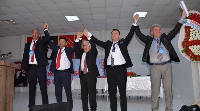 CHP MENEMEN'DE YENİ DÖNEM