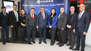 ESBAŞ'tan EMD üyelerine 'İzmir' müjdeleri